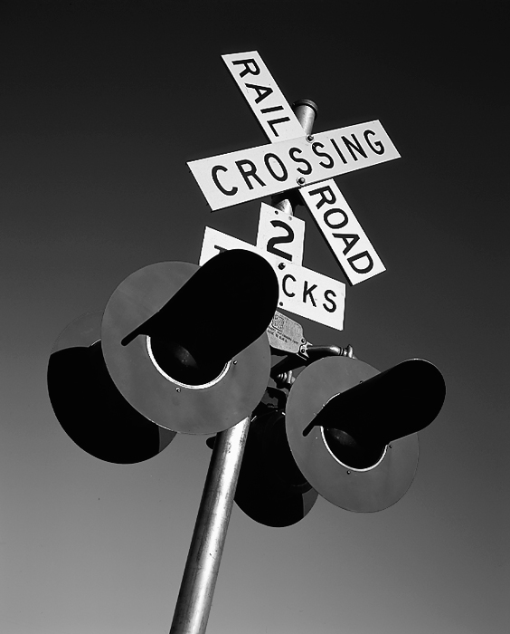 Rail Road Crossing, Arizona