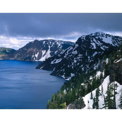 Eagle Cove Crater Lake Nat'l Park, Oregon