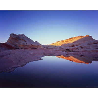 White Pocket Last Light, Arizona