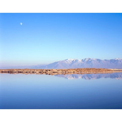 Great Salt Lake, Moon, Utah