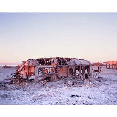 Bombay Beach Abandoned, Salton Sea, California