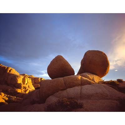 Jumbo Rock, Joshua Tree, California