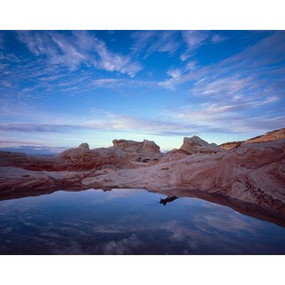 Pool, White Pocket, Vermilion Cliffs, Arizona