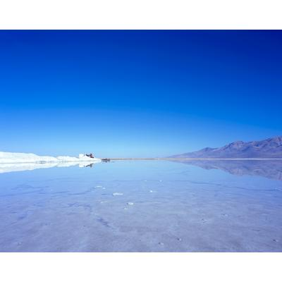 Great Salt Lake, Blue, Utah