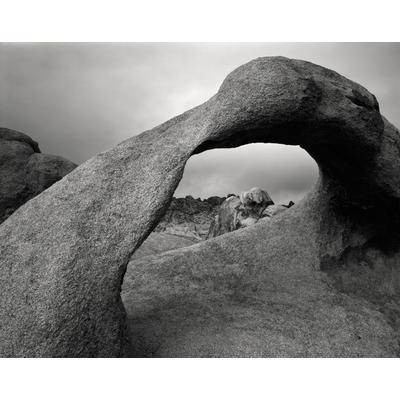 Mobius Arch Alabama Hills Sierra Nevada, California