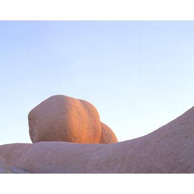 Jumbo Rock Joshua Tree, California