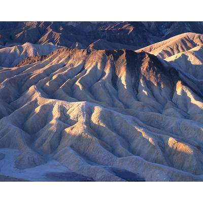Zabriskie Point Death Valley, California