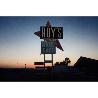 Roy's Motel and Cafe, California