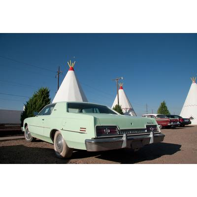 Holbrook Wigwam Motel, Arizona