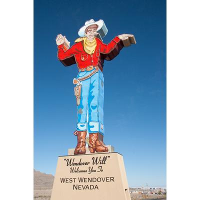 Wendower Cowboy, Nevada