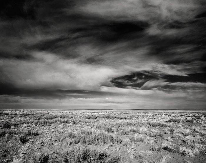 Flat Land, New Mexico