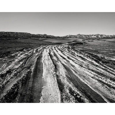 Coal Mine Road, Factory Butte, Utah