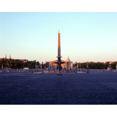 Covid-19, Place de la Concorde, Paris, France