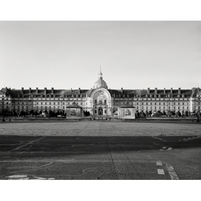 Covid-19, Hôtel des Invalides, Paris, France