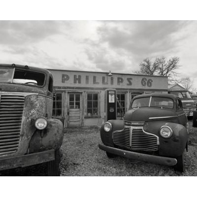 Phillips 66 Pump, Utah